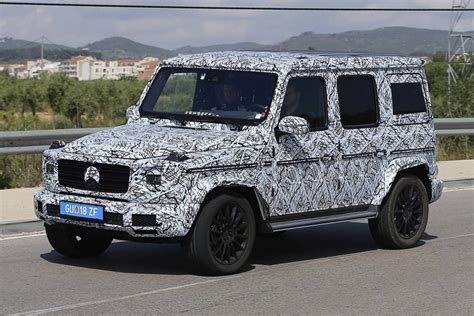 Mercedes G News by New Generation Mercedes G Class The