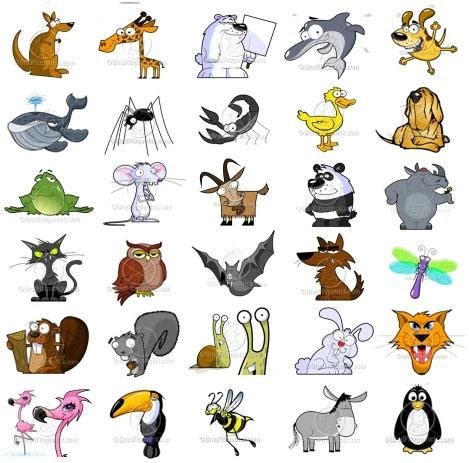 royalty free clipart animals clip images pack royalty free