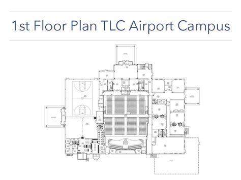 fellowship hall floor plans education covenant united lamb s chapel airport cus