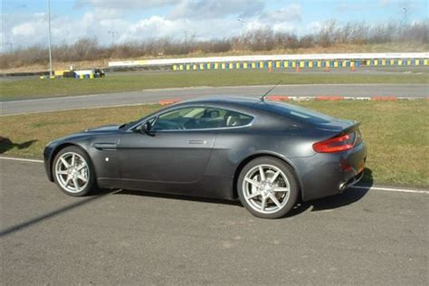 Aston Martin And Lamborghini Aston Martin And Lamborghini Gallardo Driving Experience