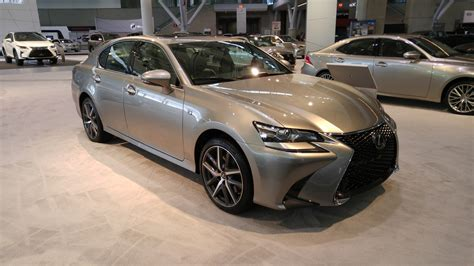 2016 lexus gs 350 overview cargurus