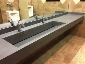 commercial bathroom sink 38 best images about bathroom concrete sinks countertops