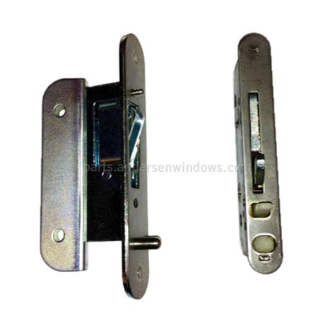 Andersen® Gliding Patio Door Lock and Receiver Kit   4