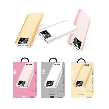 Power Bank Ximico 10 000mah power bank 10 000mah colores