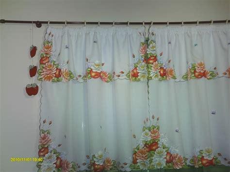 cortinas pintadas resultado de imagen para cortinas pintadas en tela