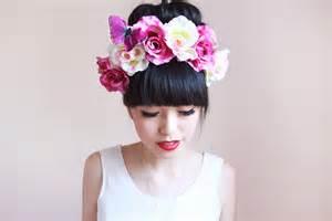 flower headband flower crown heaven k is for kani