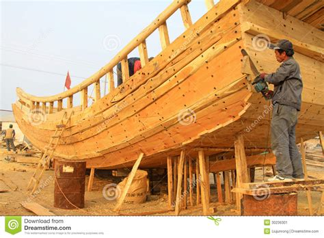 wooden boat repair videos wooden boat repair field editorial photo image 30236301