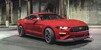 2017 mustang vs 2018 mustang 2017 vs 2018 mustang autos post