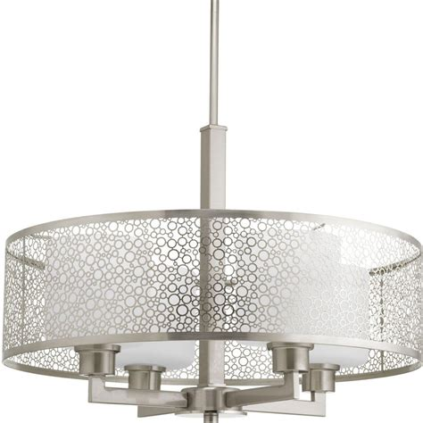 home lighting collections home decorators collection marissa 1 light brushed nickel