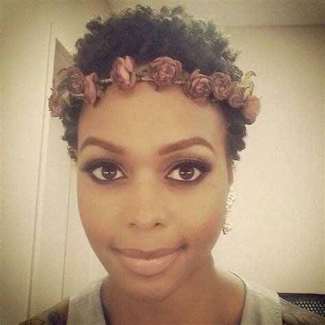 k michelle natural hairstyle 20 best images about chrisette michelle hair on pinterest
