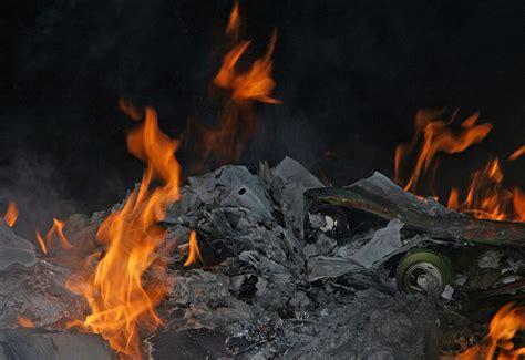 burning pit of va airborne hazards and open burn pit registry health