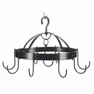 Cooking Pot Hangers New Mini Ceiling Pot Pan Holder Rack Hanger