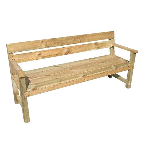 panchina per giardino panchina in legno edith da esterno arredo giardino