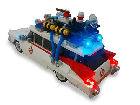 Lego Ghostbuster 21108 led lighting kit for lego 174 21108 ghostbusters ecto 1 brick loot