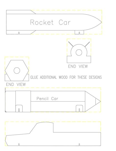 bsa pinewood derby templates 17 best images about pinewood derby cars on