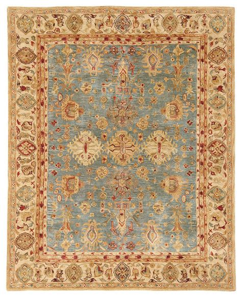 Houzz Area Rugs Anatolia Pastures Wool Area Rugs Traditional Rugs By Frontgate