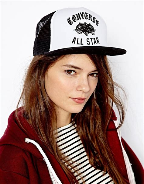 Trucker Hat Jaring Converse Imbong 1 object moved