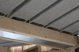 le garage en ossature bois est assembl 233 la triskeline