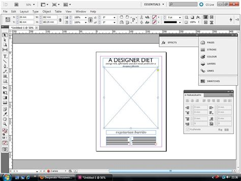 layout and composition with indesign sophie wilson design practice speaking from experience