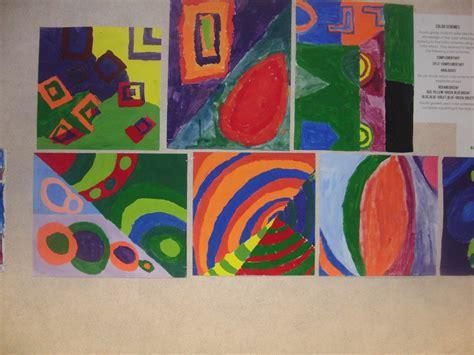 color scheme painting art happens here page 12