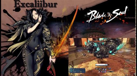 Weapon Soul 2016 blade and soul assassin weapon evolve road to true