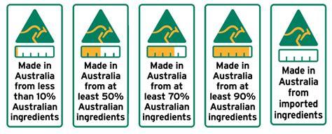 luke howarth mp new country of origin labels