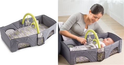 summer infant travel bed amazon prime summer infant travel bed only 14 89 shipped