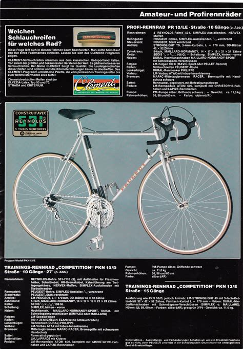 peugeot germany peugeot 1979 germany brochure
