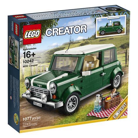Lego 10242 Mini Cooper Hijau lego creator 10242 mini cooper mk vii madebyvk