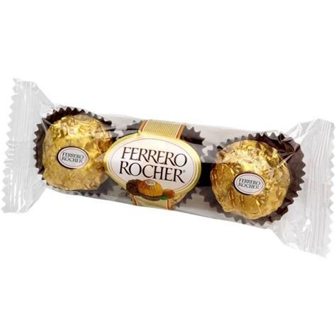 Kitchen Cabinet Paper Ferrero Rocher Ferrero Rocher 3 Ct