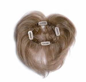 hair pieces for with thinning hair on top look of love int l 237h human hair wiglet