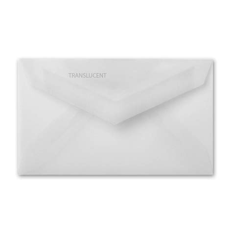 Business Card Envelopes