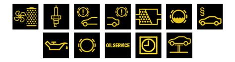 bmw service lights meaning what your bmw dashboard warning lights mean car