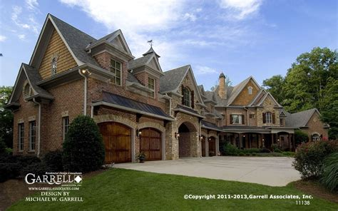luxury country house plans garrell associates inc havenhurst 11138 european