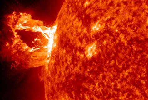 Solar Flare Lights Solar Flare Northern Lights Delayed Rocket Launch And