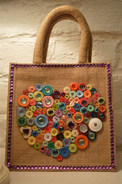 Hessian Tote Bag Pattern | 17 best images about bags buttons on pinterest handbags