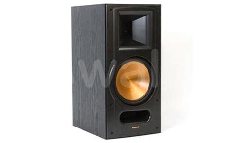 klipsch bookshelf speaker rb 81 ii