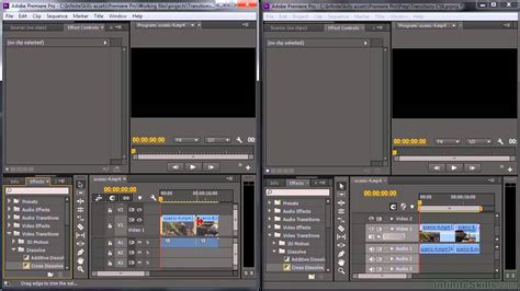Adobe Premiere Cs6 To Cc | adobe premiere pro cc tutorial comparing cs6 and cc