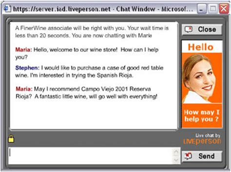 chat room america free marketing 4 sources of customer insight on your website marketingsherpa