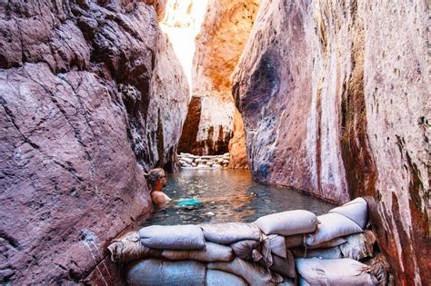 boat service hot springs ar a guide to arizona hot springs fresh off the grid