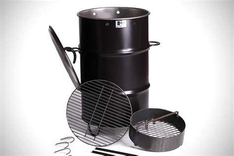 barrel pit pit barrel cooker hiconsumption