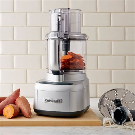 shop kitchen appliances cuisinart elemental 11 cup food processor williams sonoma