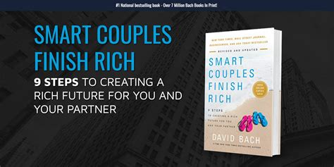 smart couples finish rich revised and updated 9 steps to creating a rich future for you and your partner books david bach taable note