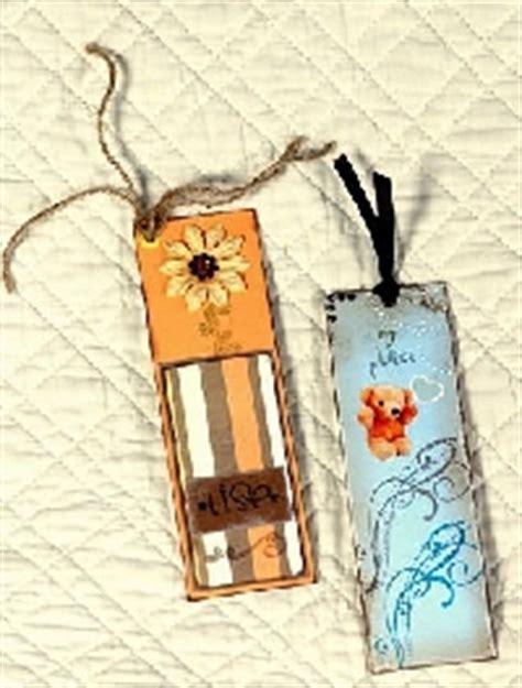 Cool Handmade Bookmarks - unique handmade bookmarks bot