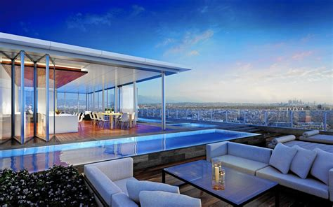 best penthouses living on zenith of the world the luxury penthouse