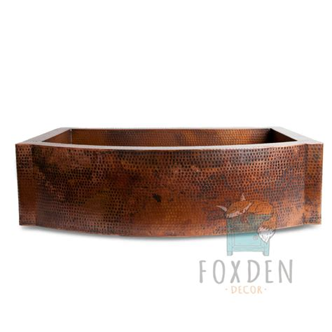 Purchase Apron Front Copper Sink