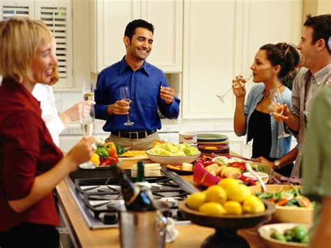home entertaining easy recipes ideal for nighttime entertaining hgtv