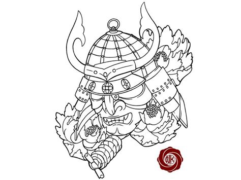 samurai head tattoo samurai wallpapernew image samurai