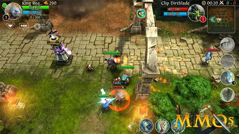 heroes of order chaos review