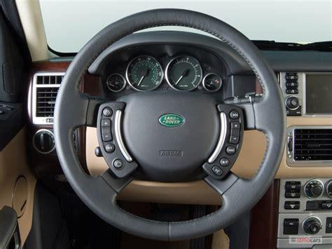 range rover steering wheel image 2006 land rover range rover 4 door wagon hse